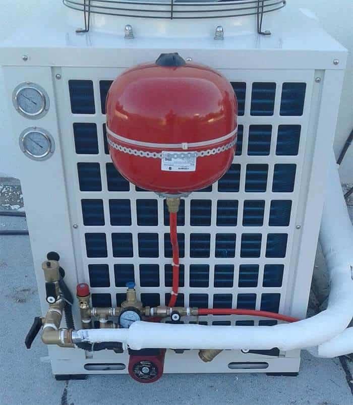 מעולה  פתרונות חימום לבית ולעסק | משאבות חום - ספקטרום פתרונות אנרגיה TB-92