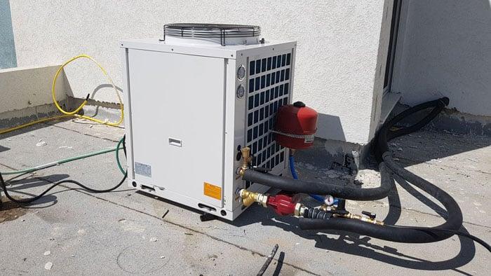 טוב מאוד פתרונות חימום לבית ולעסק | משאבות חום - ספקטרום פתרונות אנרגיה TW-66