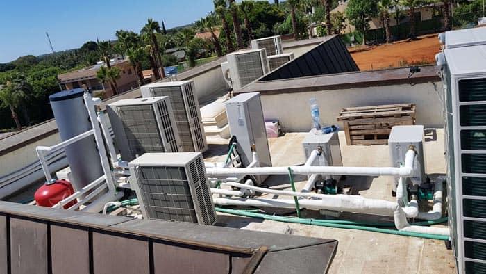 חימום תת רצפתי מחיר משאבת חום ספקטרום אנרגיה